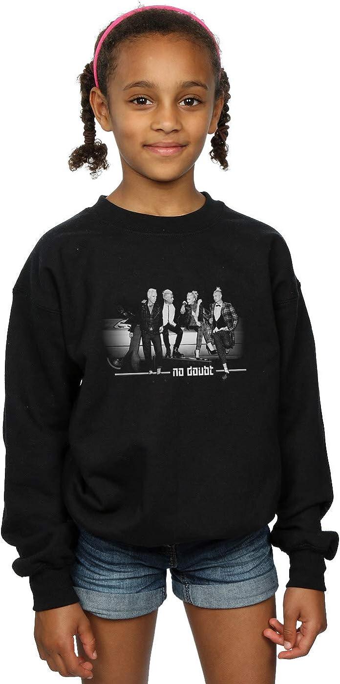No Doubt Girls Flashlight Photo Sweatshirt