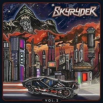 Skyryder, Vol. 2