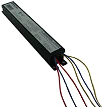 ROBERTSON 3P20135, IEA432T8120N /B Fluorescent eBallast for 4 F32T8 Linear Lamps, Instant Start, 120Vac, 60Hz, Normal...