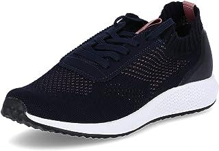 b3d8508a30ee58 Tamaris Femme Chaussures de Ville à Lacets, Dame Chaussures de Sport Lacets