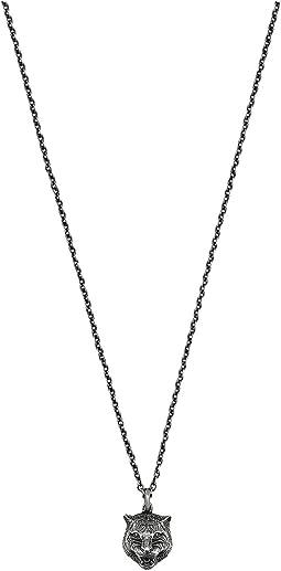 Gucci - 60cm Gatto Necklace