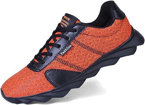Femañoly - botas de Senderismo para Hombre