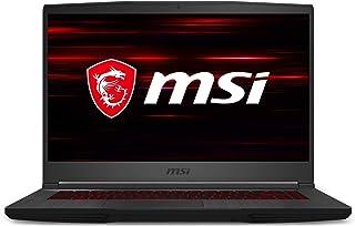 "MSI GF65 Thin 9SE-013 15.6"" 120Hz Gaming Laptop Intel Core i7-9750H RTX2060 16GB 512GB Nvme SSD Win10Home"