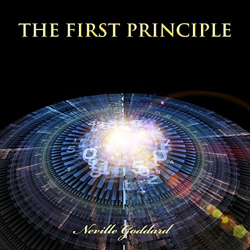 The First Principle audiobook cover art
