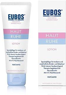 Eubos Haut Ruhe Lotion 1x125ml für die tägliche Ganzkörperpflege bei trockener Kinder- und Baby-Haut empfohlen