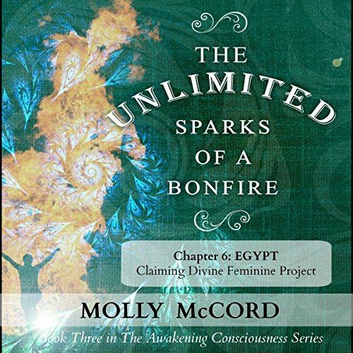 The Unlimited Sparks of a Bonfire, Chapter 6: Egypt audiobook cover art