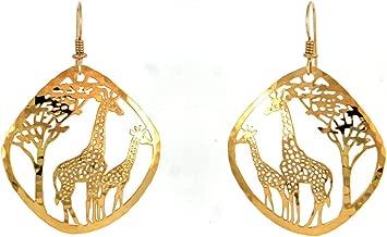 wild giraffe jewelry