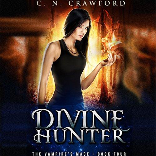 Divine Hunter cover art