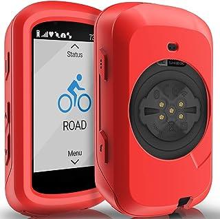 TUSITA Case for Garmin Edge 530 - Anti Drop Silicone Protective Cover - Cycling GPS Computer Accessories