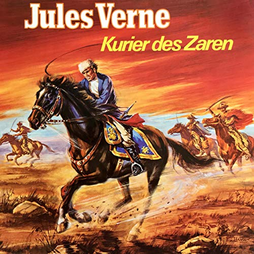 Kurier des Zaren audiobook cover art
