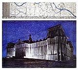 Christo Poster Kunstdruck Bild Reichstag XV (3) 93x103cm