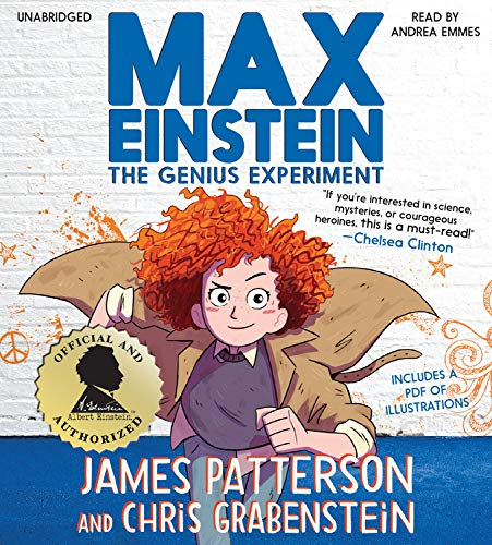 Max Einstein: The Genius Experiment  By  cover art