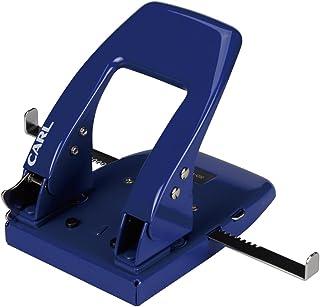 カール事務器 パンチ 2穴 50枚 ブルー SD-88-B