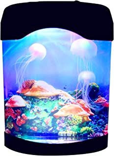 Lámpara de lava con cambio de color, cambio de color, luz nocturna con conector USB para o cumpleaños, Navidad, hogar, oficina, decoración de escritorio, No cero., carbón, Tamaño libre