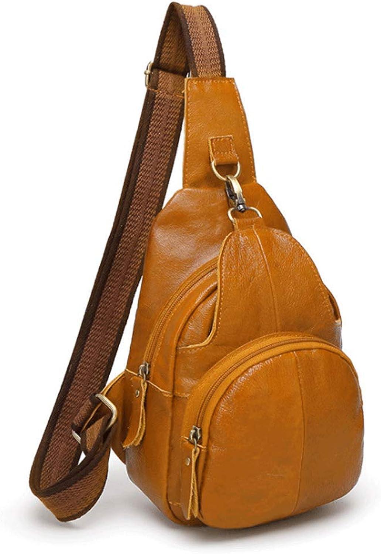 Crossbody Men's Chest Bag Casual Outdoor Shoulder Bag