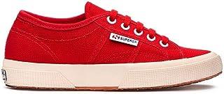 Superga 2750-plus Cotu - Baskets Femme - Rouge (Red 975) - 35 EU