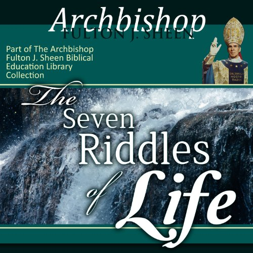 The Seven Riddles of Life audiobook cover art