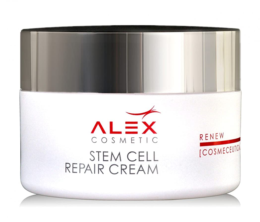 ビデオ誇り侵入する【Alex Cosmetic 正規代理店】アレックスコスメティック Stem Cell Repair クリーム 50ml
