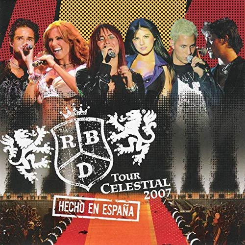 Tour Generación RBD en Vivo (CD)