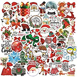 cute christmas stickers for envelopes