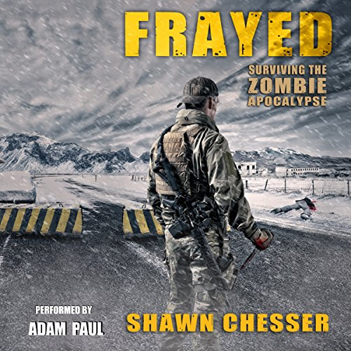 Frayed audiobook cover art