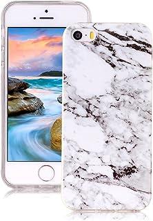 Amazon.it: cover iphone 5s marmo - Bianco