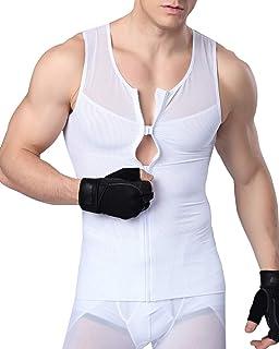 加圧インナー コンプレッションウェア タンクトップ メンズ インナー 加圧シャツ メンズ 加圧シャツ メンズ スポーツウェア ダイエット 補正下着 お腹引き締め コンプレッションウェア