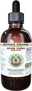 Aloe Vera Alcohol-FREE Liquid Extract, Organic Aloe Vera (Aloe Vera ) Dried Leaf Glycerite 2 oz