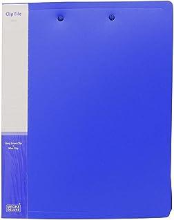 A4 مقبض قوس مزدوج الربيع ملف جيب للمستندات ملحقات المكتب حقيبة لوازم تخزين ورقية - 1 قطعة