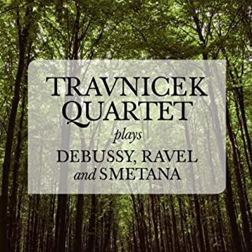 Travnicek Quartet plays Debussy, Ravel and Smetana