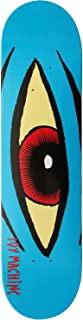 Toy Machine Sect Eye Skateboard Deck -7.87 Blue Deck ONLY - (Bundled with Free 1'' Hardware Set)