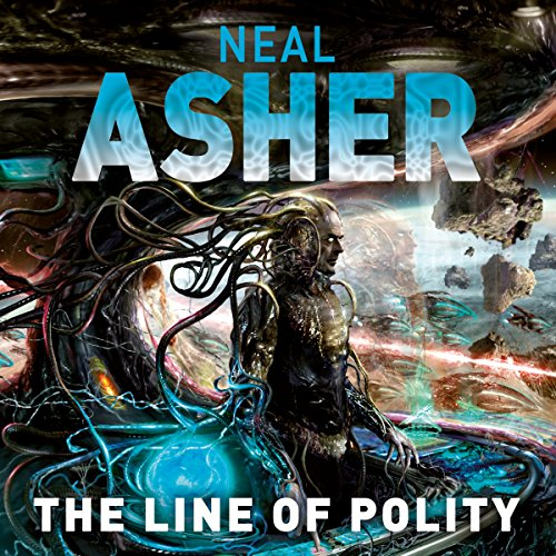 The Line of Polity audiobook cover art