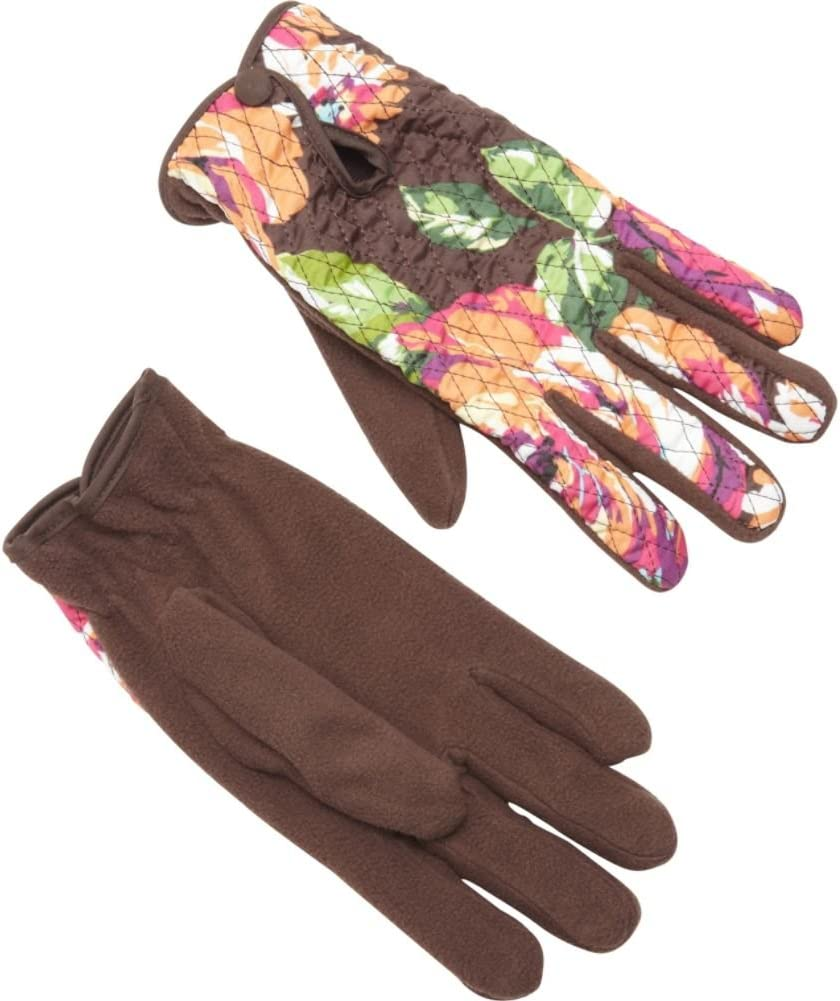 Vera Bradley Gloves (English Rose S/M)
