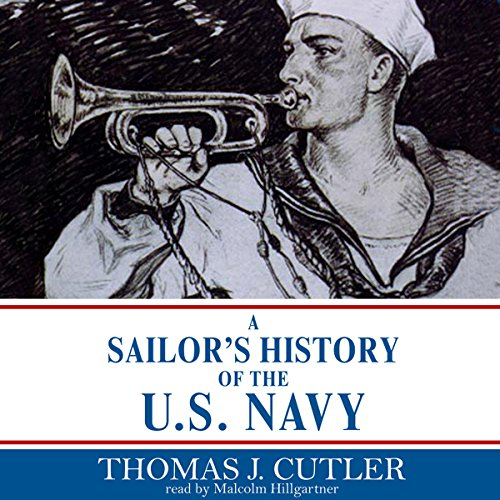 A Sailor's History of the U.S. Navy  Audiolibri