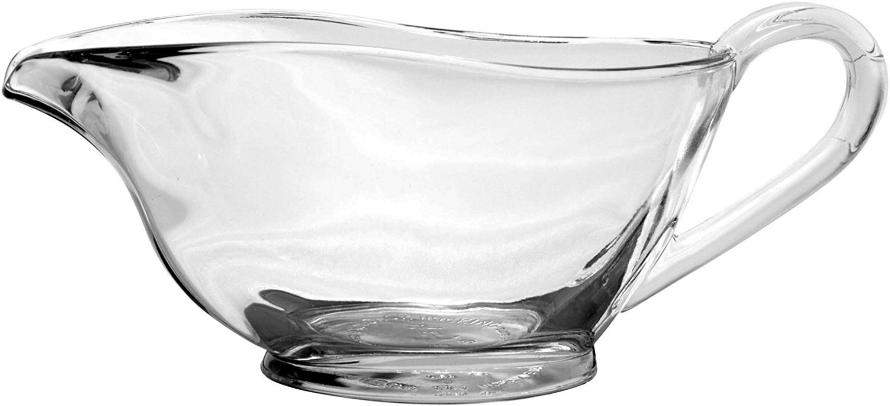Anchor Hocking Presence Gravy Boat Glass 16 Ounce
