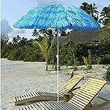LYYJIAJU Parasolparasol Terrazze e Giardini Outdoor Paglia Patio Ombrello Parasole, Tropical Style ombrelloni Ombra con Protezione UV for Garden Pool