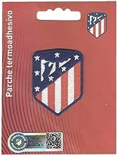 Atlético de Madrid Oficial Parche Decorativo Termoadhesivo 3,7 x 5 cm