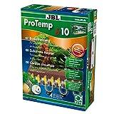 JBL ProTemp B10 - Calefactor de Suelo para acuarios de Agua Dulce y Salada, 50-120 litros