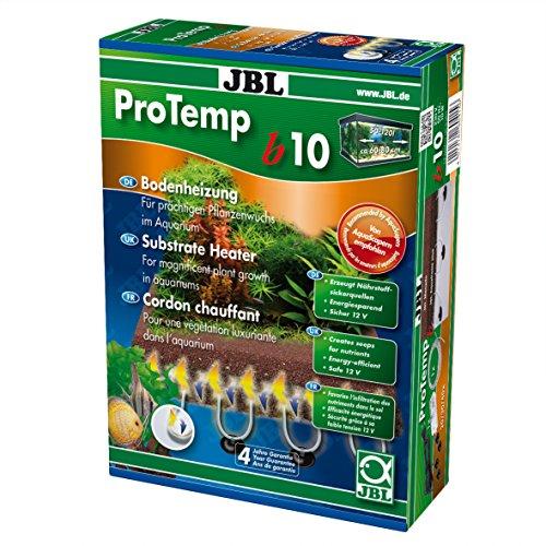 JBL ProTemp b10 Bodenheizung für Süß- und Meerwasser-Aquarien, für 50 - 120 l
