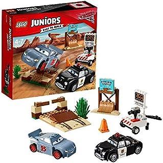 LEGO Juniors - Rayo Mcqueen EnTrenamiento de Willy