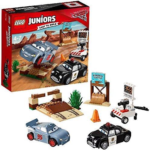 LEGO Juniors 10742 - Rasante Trainingsrunden in der Teufelsschanze