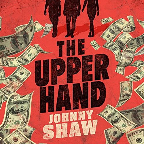 The Upper Hand audiobook cover art
