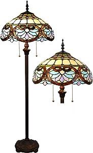 16 pouces européen rétro lampadaire chambre chevet cadeau de mariage décoration chambre étude lampadaire minimaliste de la mode