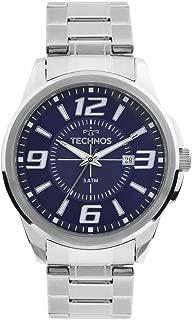 Relógio Masculino Technos Analógico 2115Kzz/1A Prata