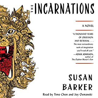 The Incarnations audiobook cover art