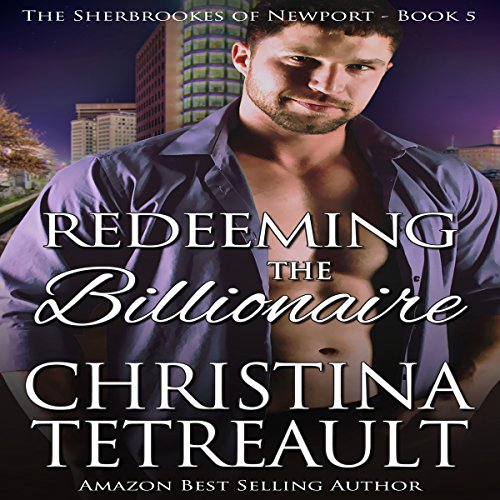 Redeeming the Billionaire audiobook cover art