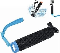 MeetRade Floating Hand Grip Waterproof Handheld Underwater Sport Selfie Stick Monopod Handle Grip Accessories Kit Diving Tripod Mount for GoPro HD Hero 2 3 3+ 4 5 6 Xiaomi XiaoYi Action Camera