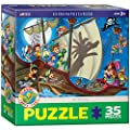 EuroGraphics Peter Pan (35 Piece) Puzzle