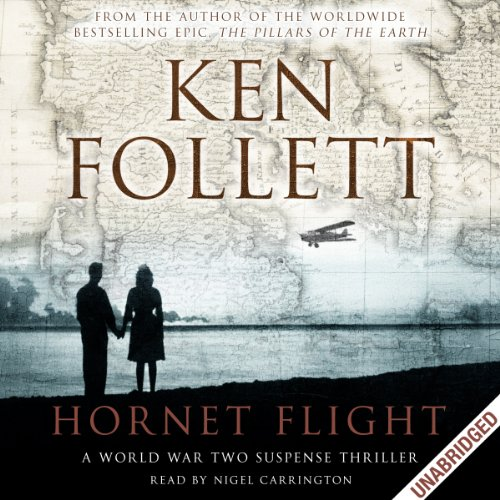 Hornet Flight audiobook cover art