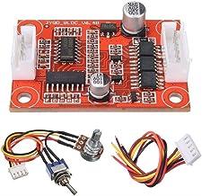 Fangfang DC 7.5V-18V 30W Brushless Motor Driver Controller Board DIY Kit Fit for Hard Drive Motor/Pump Over-Current